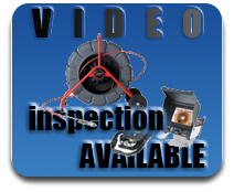 Video inspection availiable
